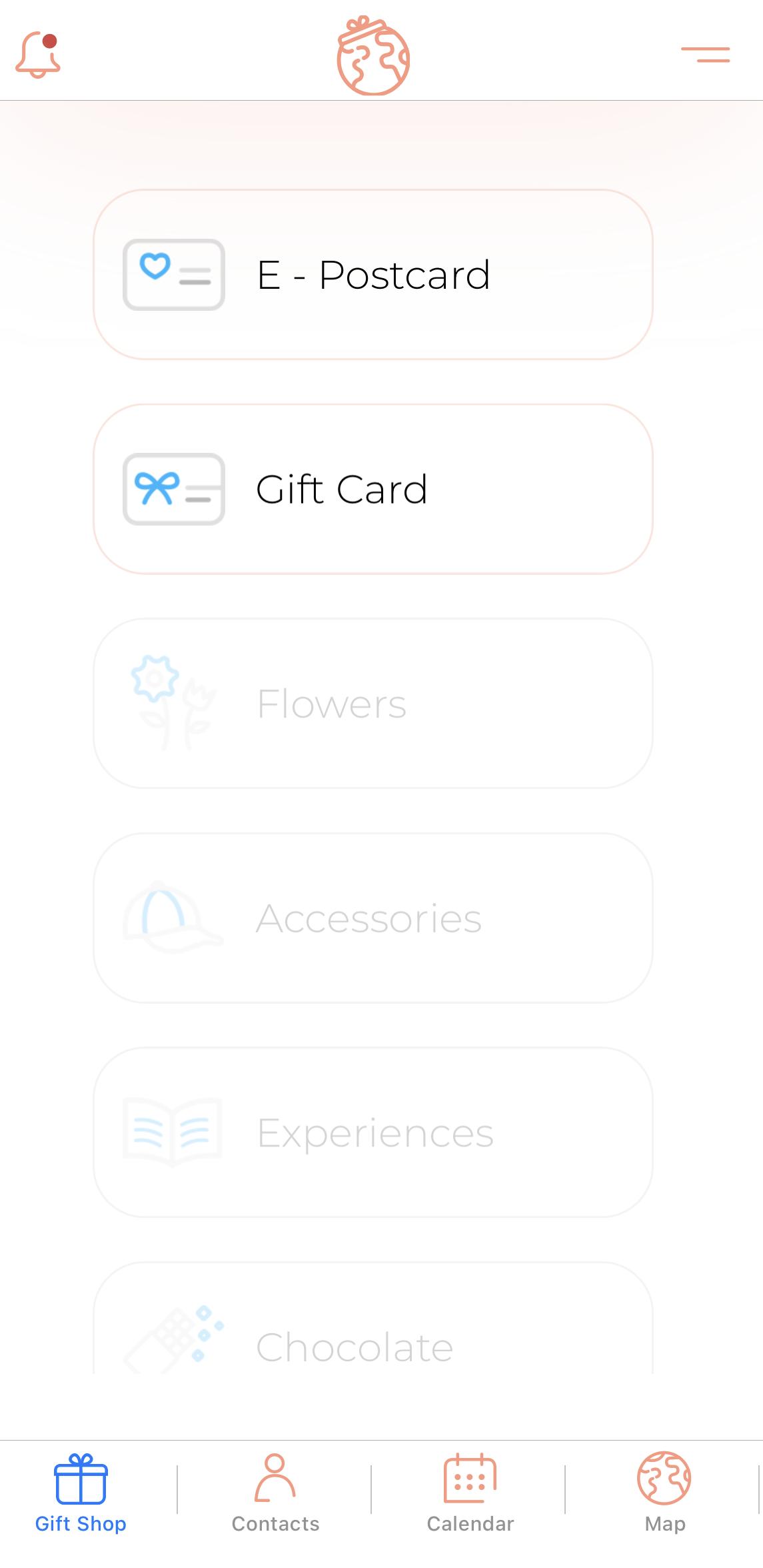 gift card gift world 1